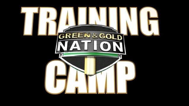 Packers Training Camp Report 7-31-14