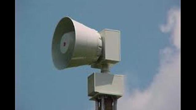 Outagamie County tests siren system