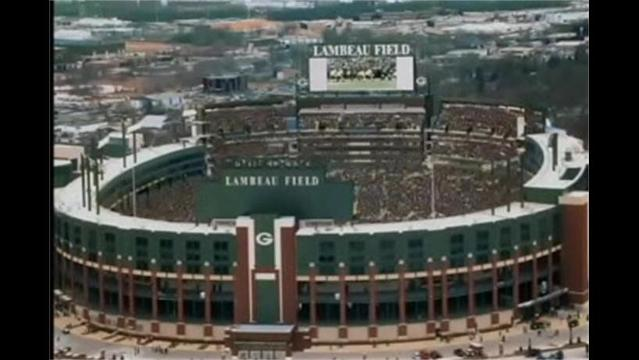 Job Fair at Lambeau