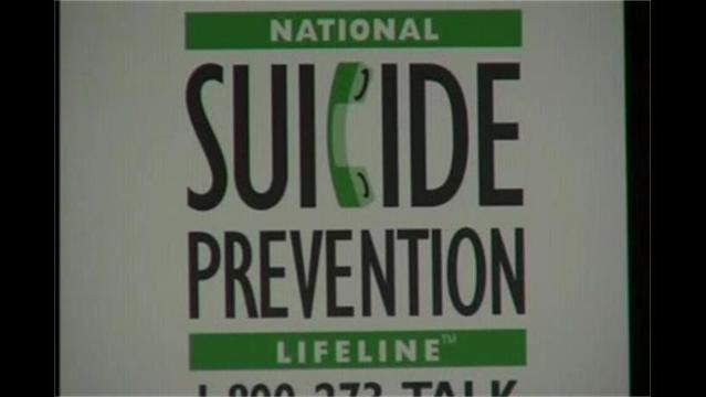 Suicide Prevention Efforts
