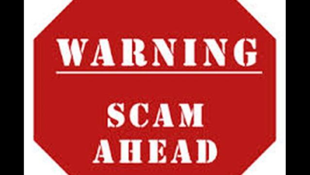 Scam alert from Appleton Police Department