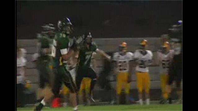 August 24th High School Football - Green Bay Preble 21, Ashwaubenon 16