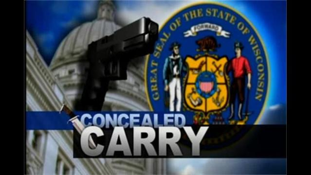 Concealed carry demonstration