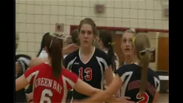 September 8th High School Sports Xtra - Scholar-Athlete of the Week - Green Bay East's Katie Fineout