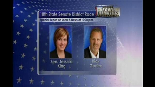 Rick Gudex wins 18th State Senate district race, King concedes
