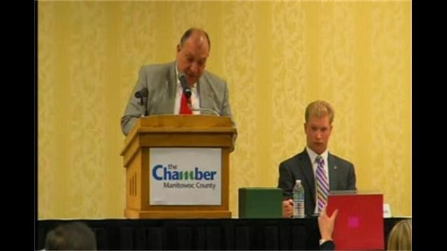 Manty mayoral candidates meet for debate