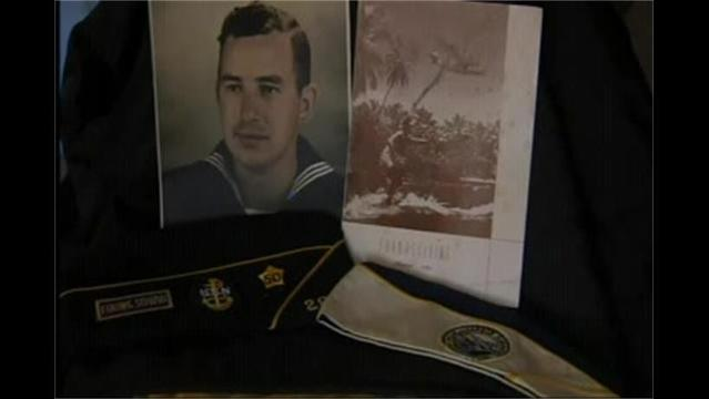 Hometown Hero: Richard Cmeyla, Pearl Harbor survivor
