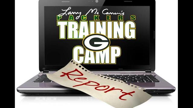Larry McCarren's Training Camp Report / 8-27-11