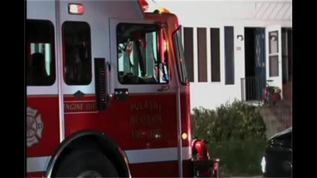 Fire at foreclosed Pulaski home believed to be arson
