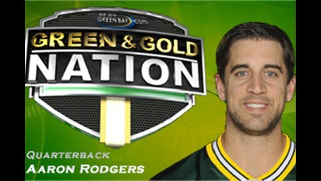 Green Bay Packers QB Aaron Rodgers signs contract extension