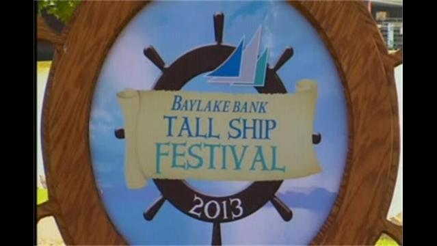 Local 5 to be media sponsor of Baylake Bank Tall Ships Festival