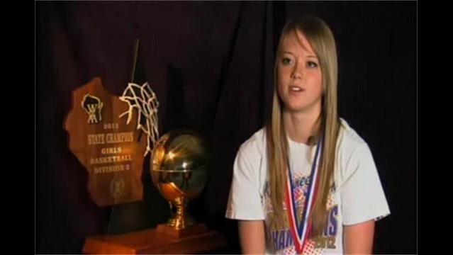 Sports Xtra - Kewaunee's Kleiman draws inspiration from family