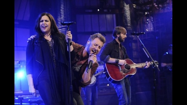 Lady Antebellum Live on Letterman