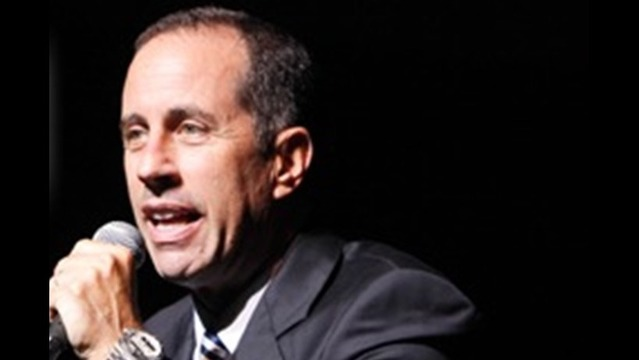 Jerry Seinfeld is coming to Northeast Wisconsin