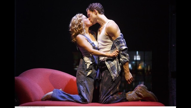 Warren Gerds/Critic at Large: Review: 'Ghost The Musical' odd but engaging