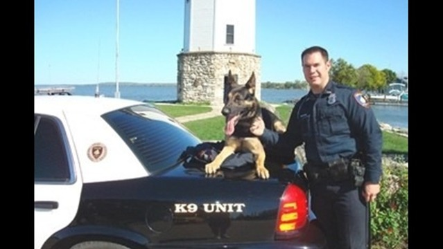 K9 wounded in deadly Fond du Lac shooting retiring