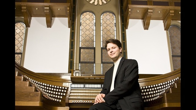 Warren Gerds/Critic at Large: Celebrated organist Paul Jacob returns Friday to Weidner Center