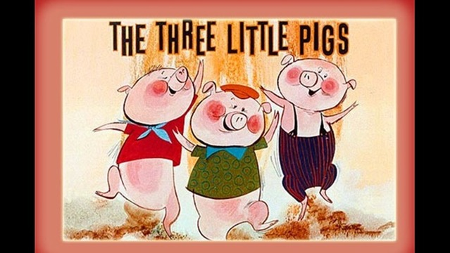 Warren Gerds/Critic at Large: UWGB offers 'Three Little Pigs' for children