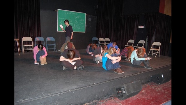 Warren Gerds/Critic at Large: Door County youth troupe taking on 'columbinus'