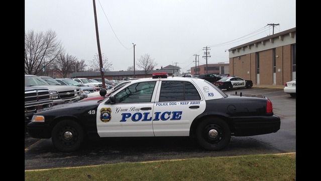 Green Bay Police pay tribute to fallen officers
