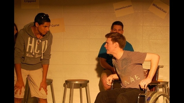 Warren Gerds/Critic at Large: Appleton North class takes theater a step beyond