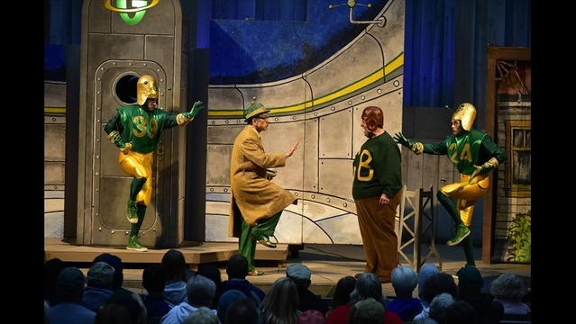 Warren Gerds/Critic at Large: Review: 'Packer Fans from Outer Space' a hoot