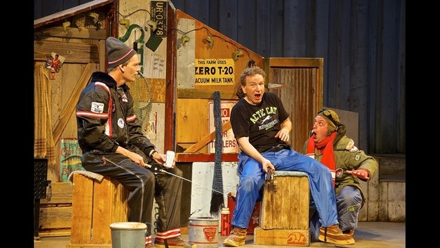 Warren Gerds/Critic at Large: Review: Warmth flows from AFT's 'Guys on Ice'