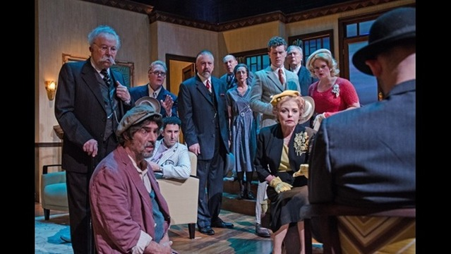 Warren Gerds/Critic at Large: Review: Peninsula Players taps Agatha Christie appeal