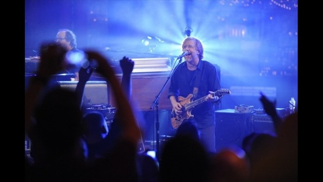 Phish Live on Letterman