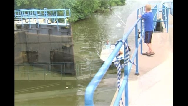 Menasha Lock fully repaired