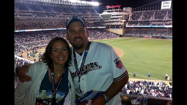 Kimberly teacher earns national recognition at MLB All-Star game