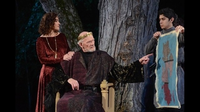 Warren Gerds/Critic at Large: Follow-up: Shakespeare on the Road