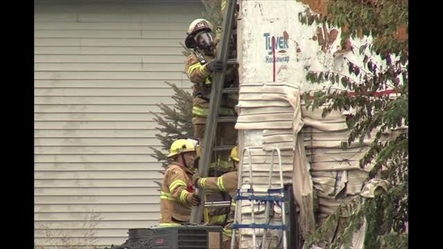 No one injured in Oneida house fire