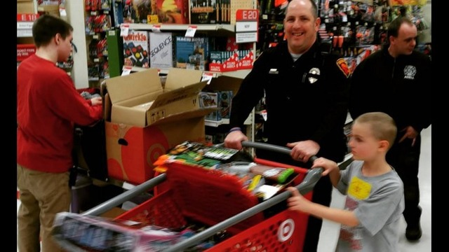 Shop With A Cop seeking donations