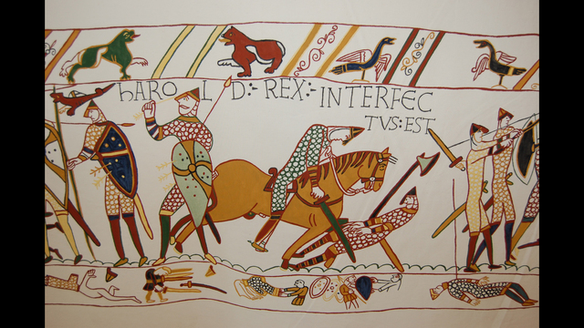 Warren Gerds/Critic at Large: Extra! Impressions of 950 years ago