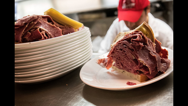 Catholics can eat corned beef on St. Patrick's Day, diocese says