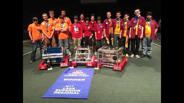 Your Wisconsin: FIRST Robotics