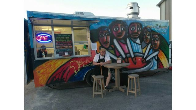 Doing the Right Thing: Pay it Forward food truck