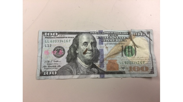 Green Bay Police receive complaints of counterfeit money