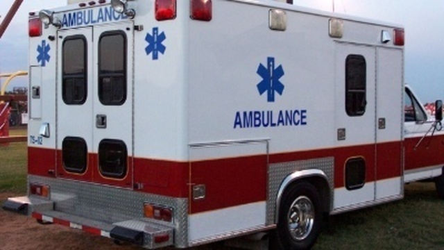 Two injured in deck collapse in Dodge County Wis.