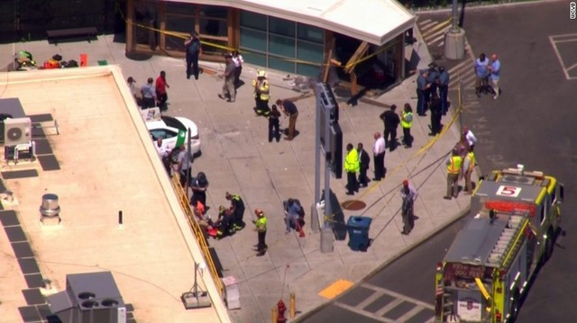 UPDATE: Boston crash treated as accident