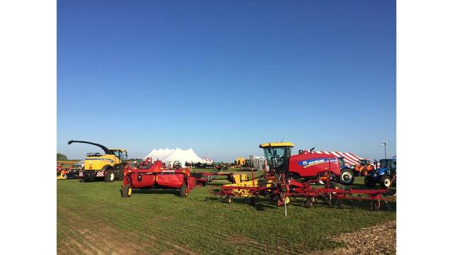 Tips for Attending Kewaunee County Farm Technology Days