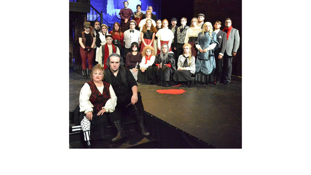 Warren Gerds/Critic at Large: Review: 'Sweeney Todd' formidable in Marinette