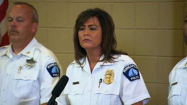 Harteau: please support Arradondo as new Minneapolis Police Chief