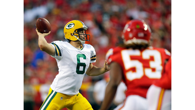 Aaron Rodgers says Colin Kaepernick should be in the NFL