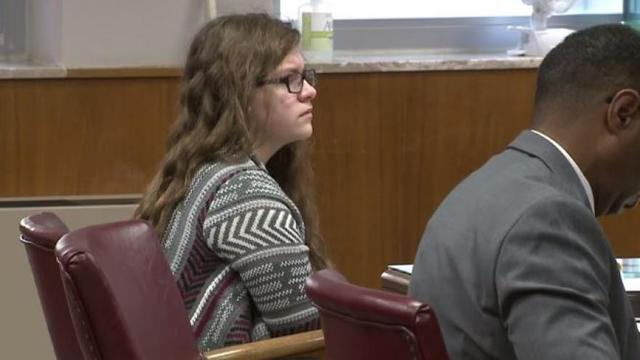 Jury finds teen in 'Slender Man' stabbing mentally ill