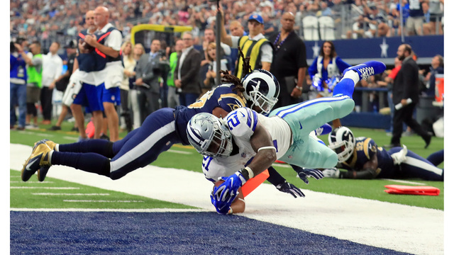 Green Bay defense preparing for multiple Cowboys weapons