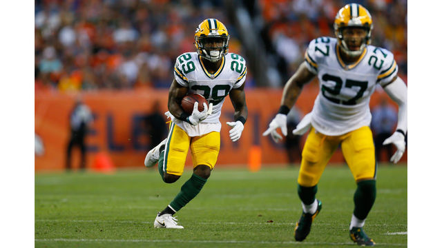Packers' Kentrell Brice to appear on Locker Room