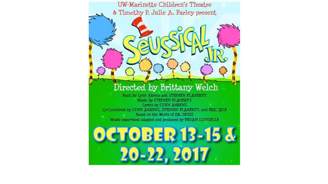 Warren Gerds/Critic at Large: Review: 'Seussical Jr.' colorful in Marinette