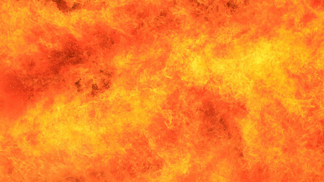 1 person injured, 2  homes damaged in fire